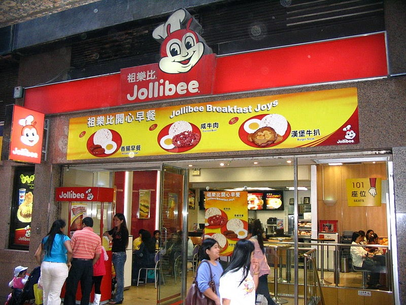 American Fast Food Chains In Hong Kong
