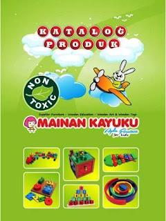 Katalog Produk Mainan Kayuku