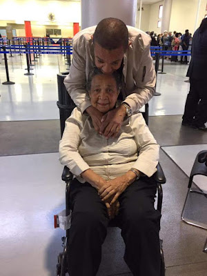 Sen. Murray-Bruce celebrates mum as she turns 90