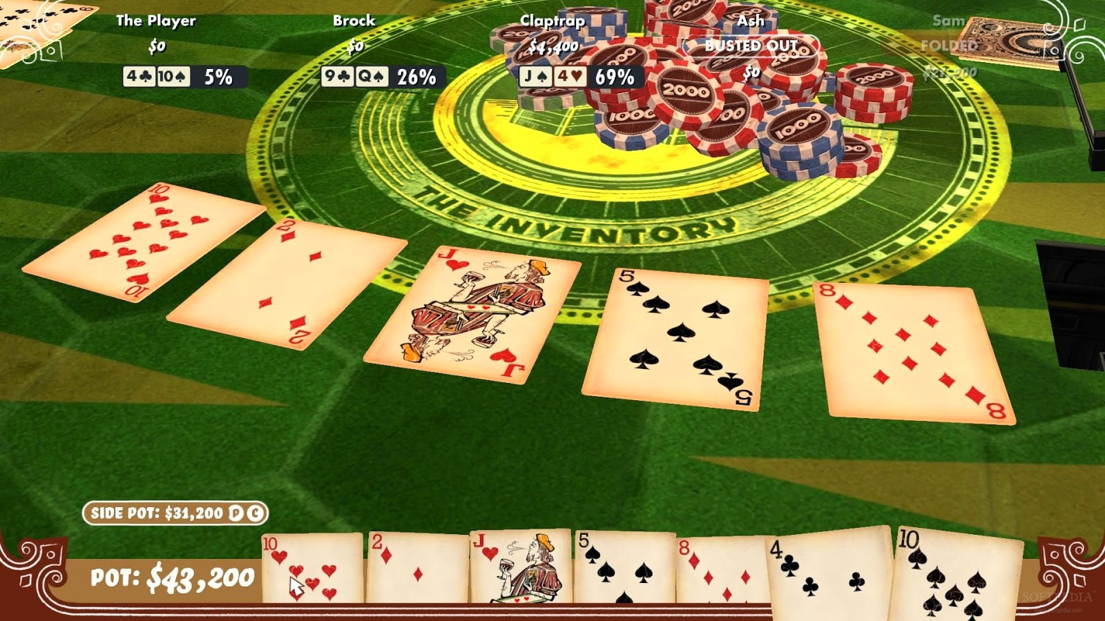 Download Game Poker Night 2 For PC - Tybrightsoftware