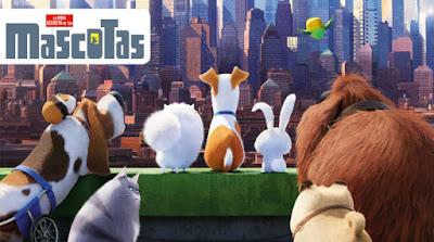 Poster Mascotas