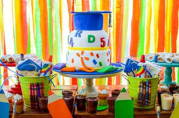 Cómo Celebrar Tu Graduación De Kinder
