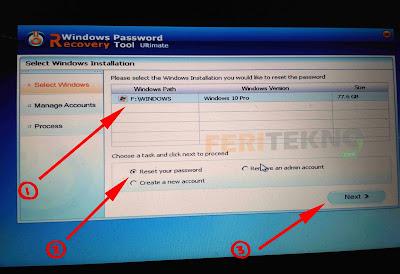 mengatasi lupa password windowss saat mau login 6
