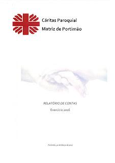 Relatório Contas - 2016