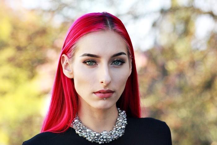 Sara Briški Cirman - Raiven - KKJewellery - KenzoxH&M