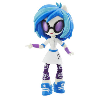 My Little Pony Equestria Girls Minis School Dance DJ Pon-3