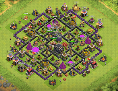 TH 9 Hybrid Layout by shaqming
