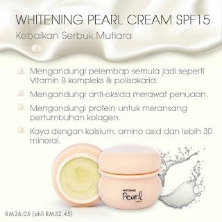 pearl cream sendayu tinggi