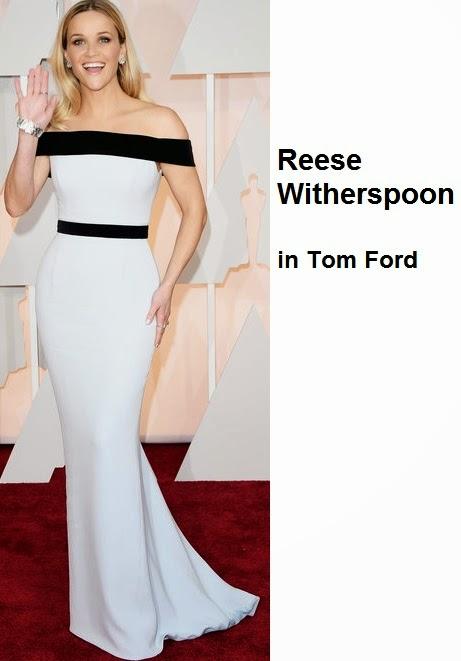 Reese%2BWitherspoon%2Bin%2BTom%2BFord - Look Óscares 2015