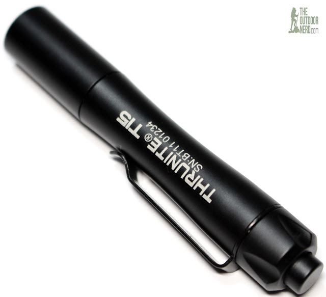 Thrunite Ti5 LED EDC Flashlight - Product View 1
