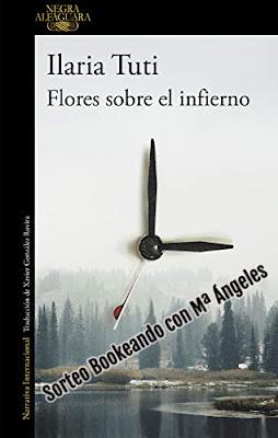 """SORTEO """"FLORES SOBRE EL INFIERNO"""""""