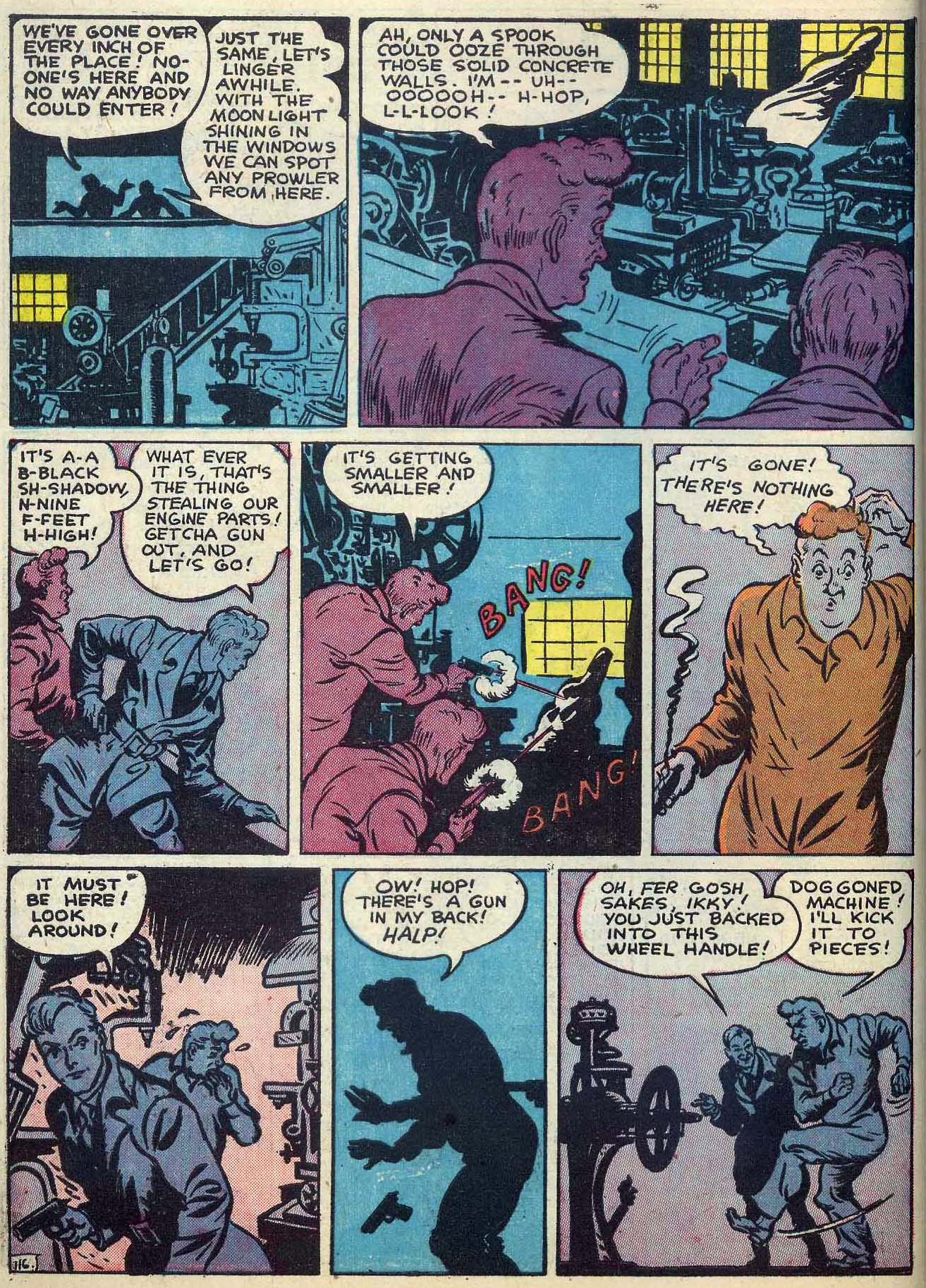 Read online All-American Comics (1939) comic -  Issue #24 - 22