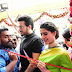 Samantha, Akhil at South India Shopping Mall Launch