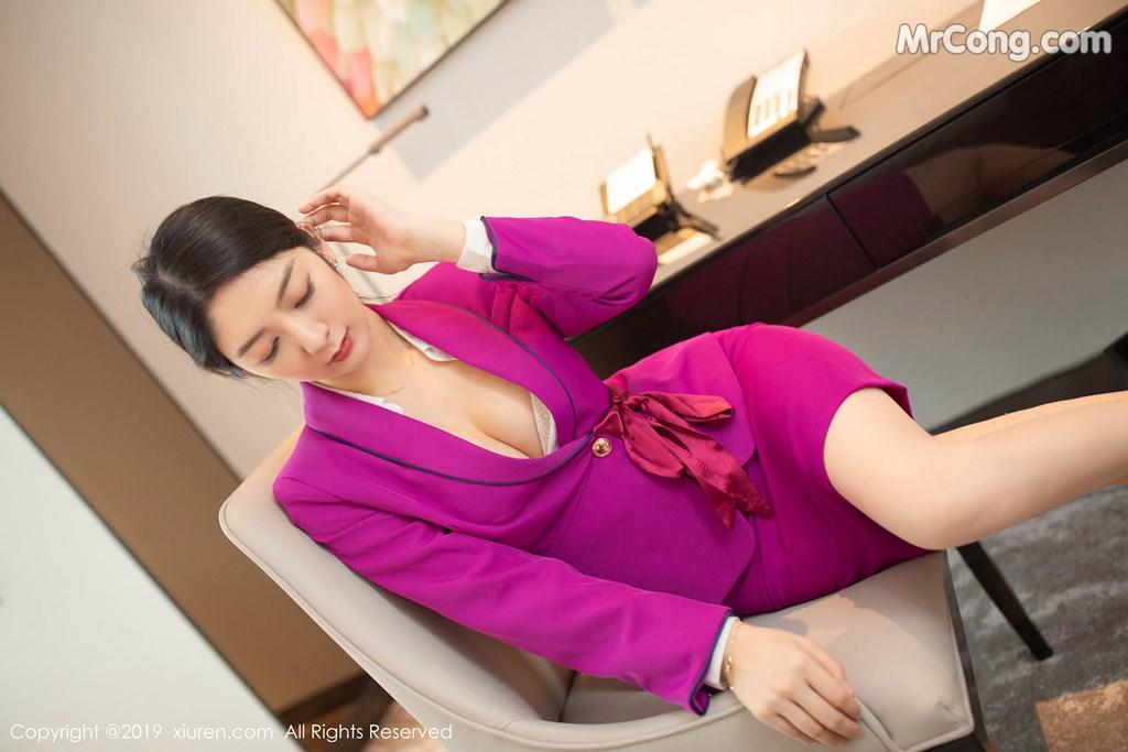 XIUREN No.1799: Xiao Reba (Angela小热巴) (100P)