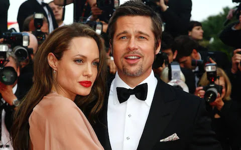 ANGELINA JOLIE MONEY SUDDENLY TIGHT ... In Brad Pitt Divorce