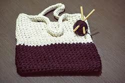 cartucheras crochet
