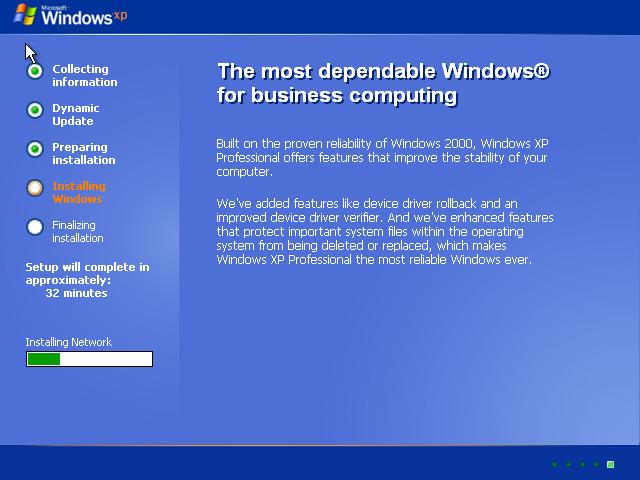 Cara Install Windows XP (Lengkap Dengan Gambar) 12