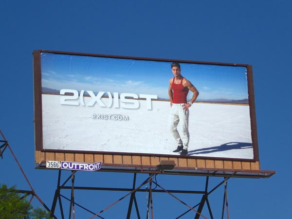 2Xist activegear billboard Sep15