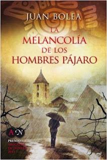 foto portada libro la melancolia del hombre pajaro descargar gratis epub