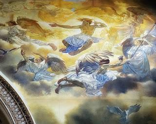 'Deus em Moisés e os Dez Mandamentos', Marciano Schmitz, Catedral São Luiz Gonzaga [Novo Hamburgo]