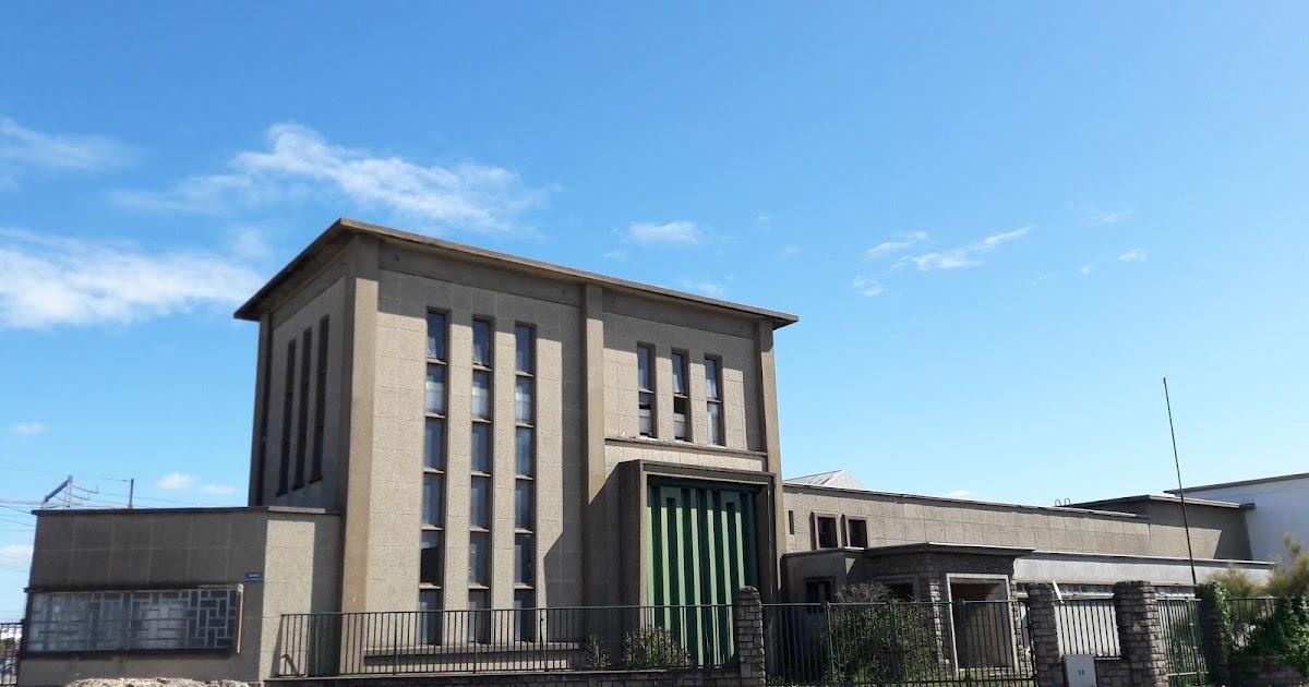 Architecture moderniste et art deco en france for Architecture et art