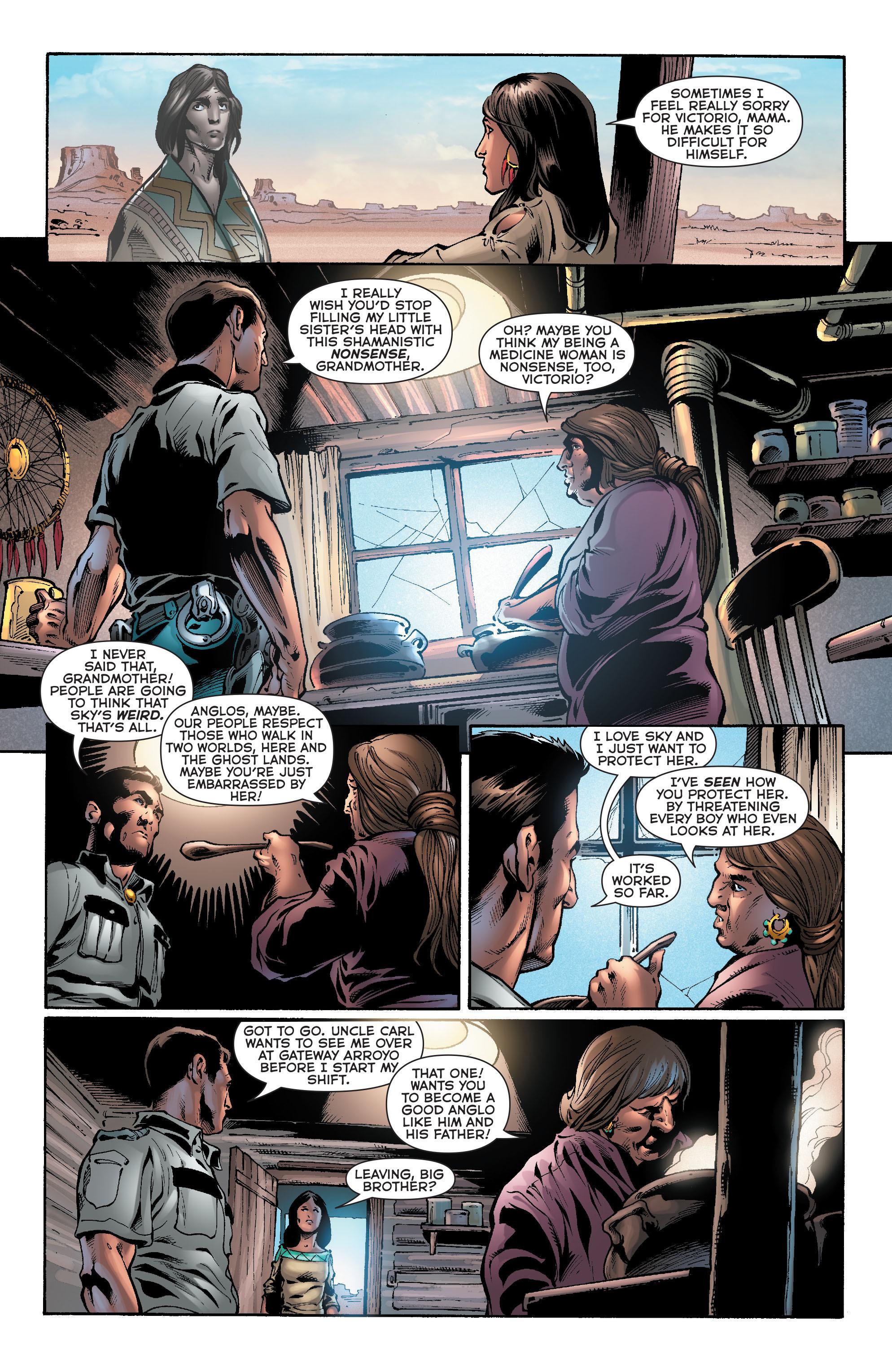 Read online Aquaman (2011) comic -  Issue #20 - 8
