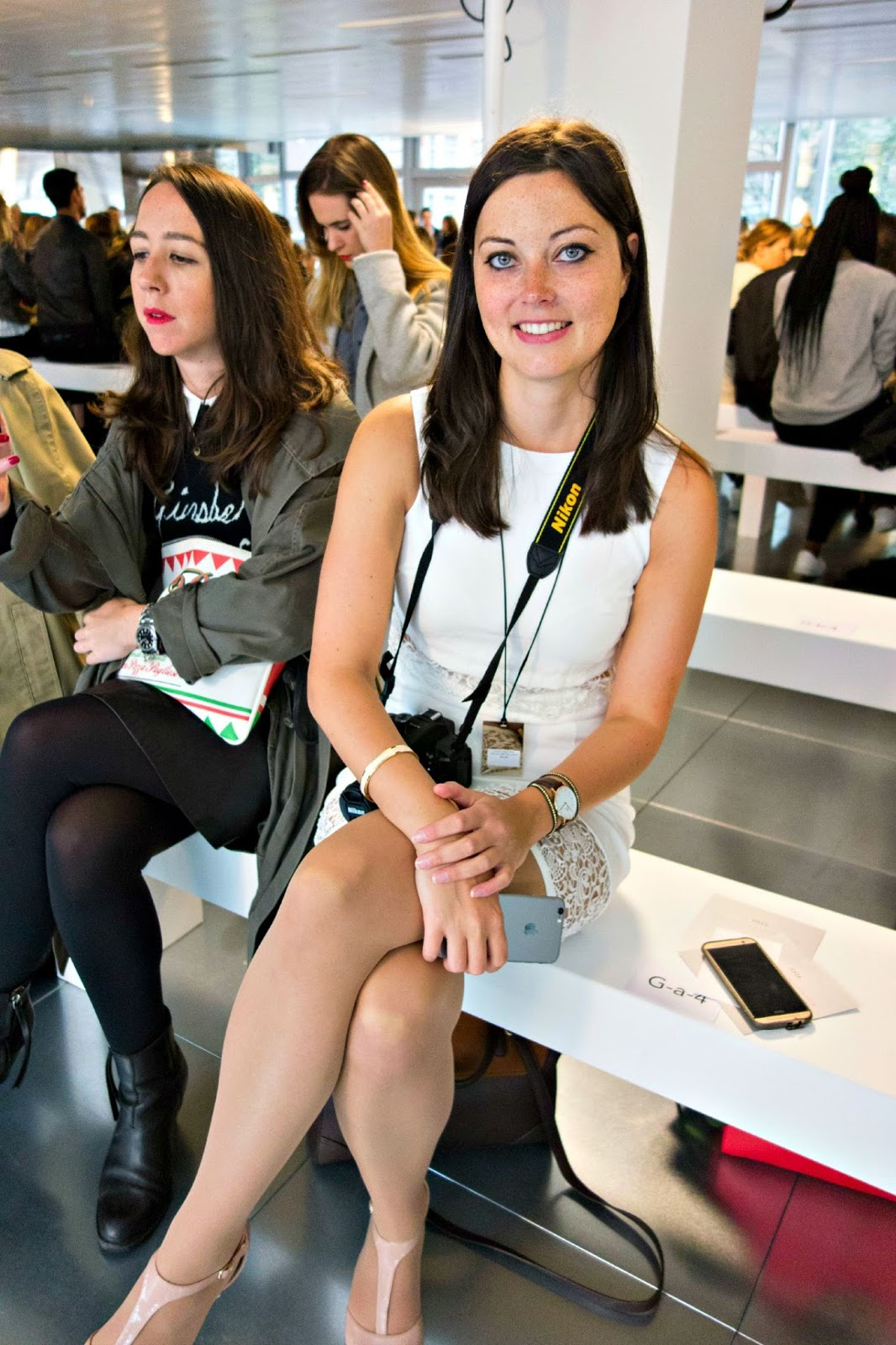 In The Frow at London Fashion Week
