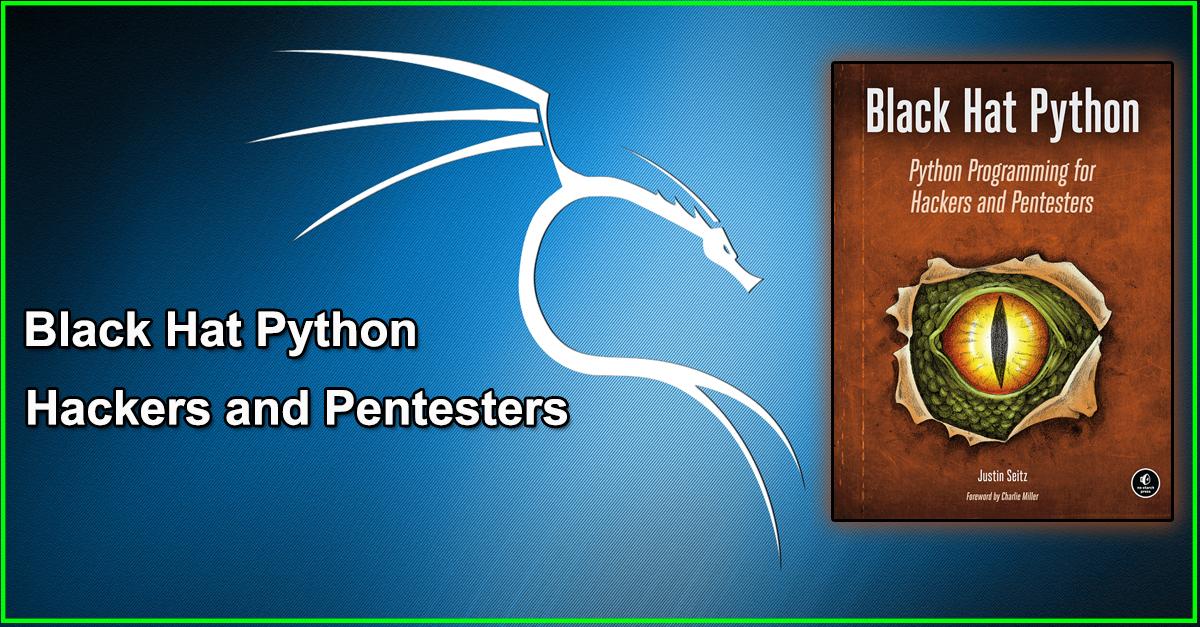 Hacking Ebook Black Hat Python For Hackers Pdf K4linux Linux