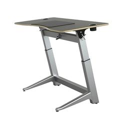 Height Adjustable Tilt Top Desk