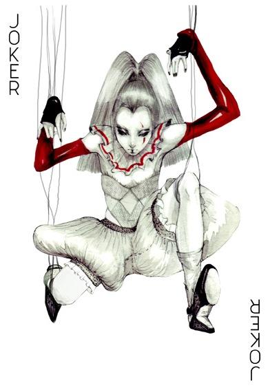joker card art - photo #8