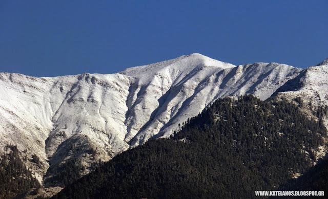 κατελανος παναιτωλικου βουνο παναιτωλικο ορος