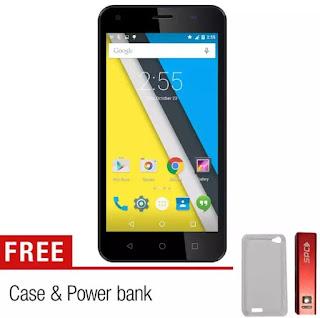 Harga dan Promo SPC Mobile L50 VOLT Android Murah 5 inch Berkamera Depan 5 MP