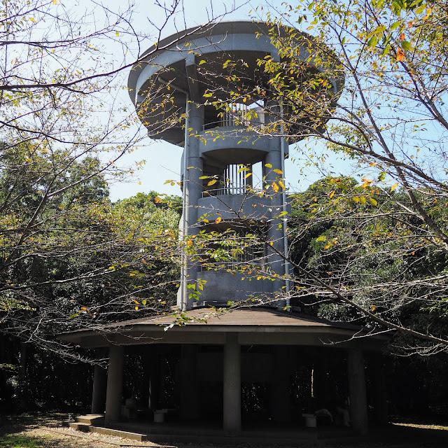 大房岬 展望塔