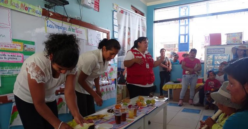 QALI WARMA: Sensibilizan acerca de alimentación saludable en escolares de Moquegua - www.qaliwarma.gob.pe