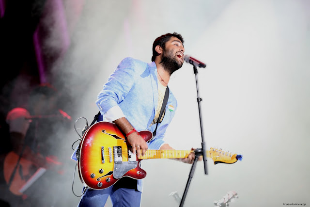 Are You Ready For #ArijitSingh Melodious Voice #SouthAfrica @BluBloodSA #Contest