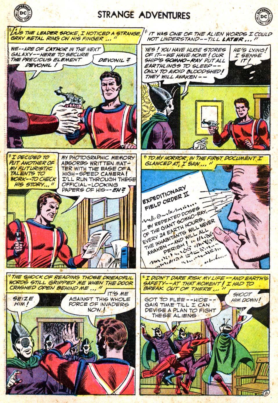Strange Adventures (1950) issue 25 - Page 8