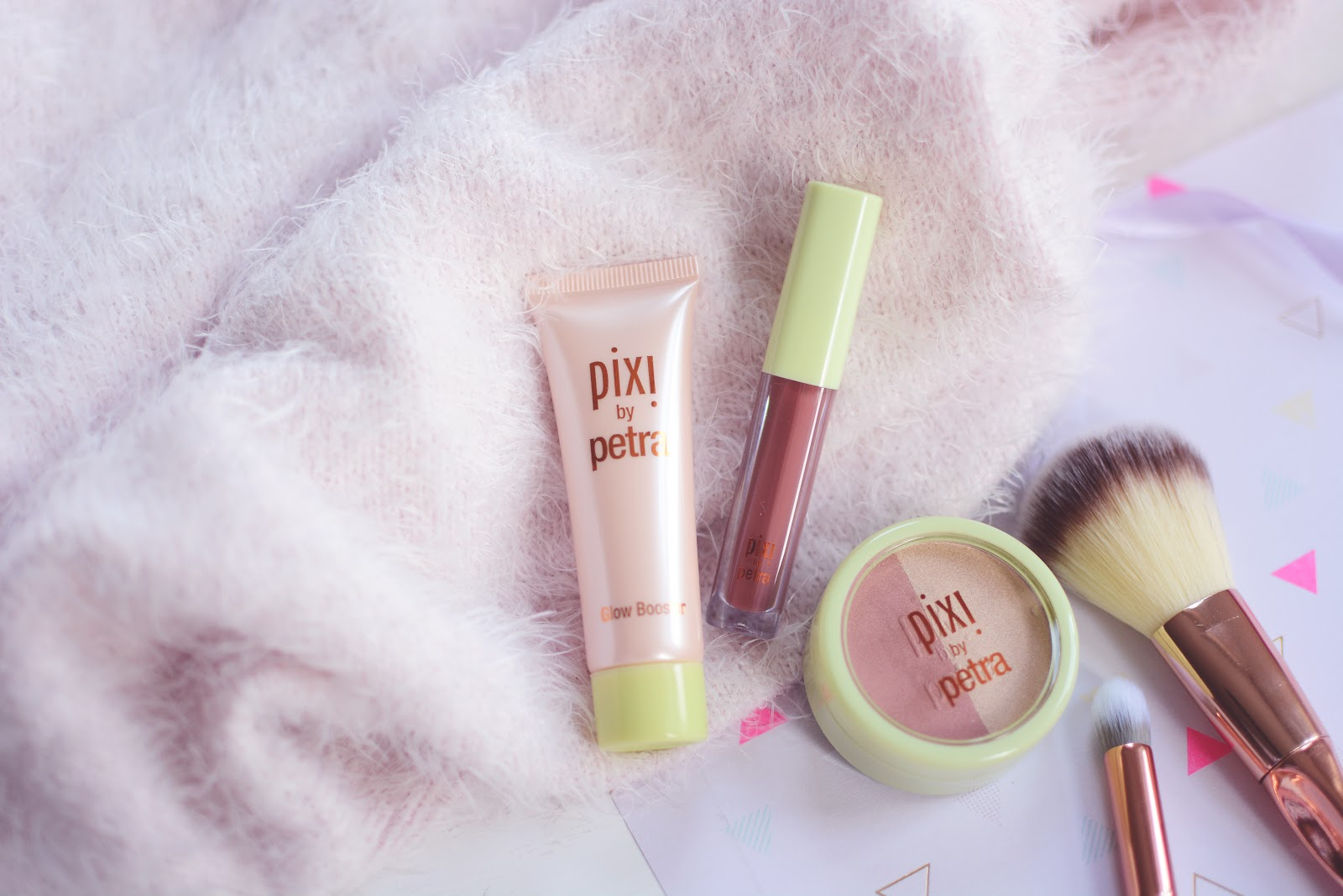 Hello Rose Make Up Set Pixi By Petra