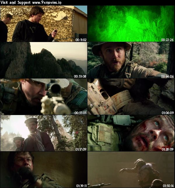 Lone Survivor 2013 Dual Audio Hindi 720p BluRay