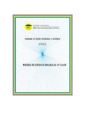 Módulo de Biologia - 10ᵃ  Classe (PESD) PDF