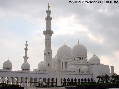 Mezquita Sheikh Zayed o Gran Mezquita de Abu Dhabi