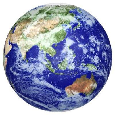 """Planet Bumi"""