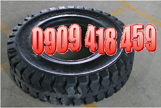 Lốp xe nâng đặc 550-15