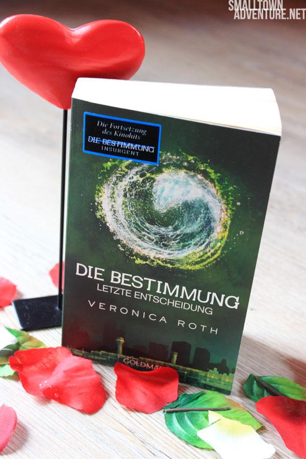 Rezension Die Bestimmung Allegiant, Buchrezension, Buchblogger, Die Bestimmung Finale, Veronica Roth