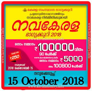 Kerala Lottery Nava Kerala NK-1 Results 2018 keralalottery.info, nava kerala lottery Result malayalam, nava kerala lottery logo, nava kerala mission lottery, nava kerala lottery, kerala government missions lottery, nava kerala lottery prize structure, navakeralam, navakerala mission pdf result