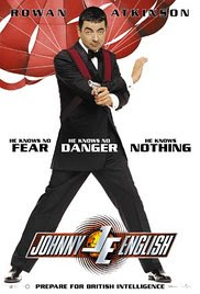 Johnny English Poster