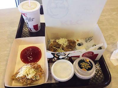 Sedap ke Menu Baru KFC Parmesan Truffle Crunch?