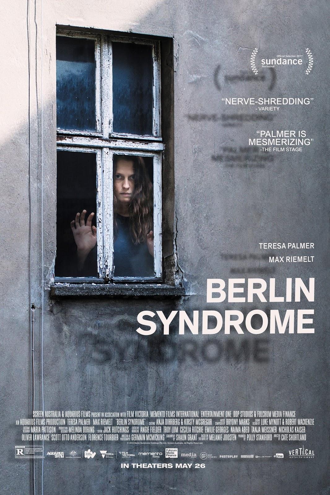 Berlin Syndrome 2017 Legendado