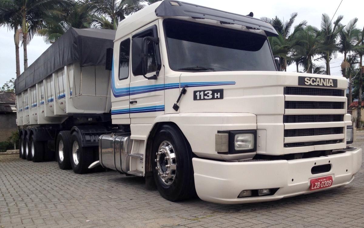 O caminhão da Scania mais vendido da história é o T 113, que foi  comercializado entre 1991 e 1998. Nesse período foram vendidas 26.398  unidades, ...