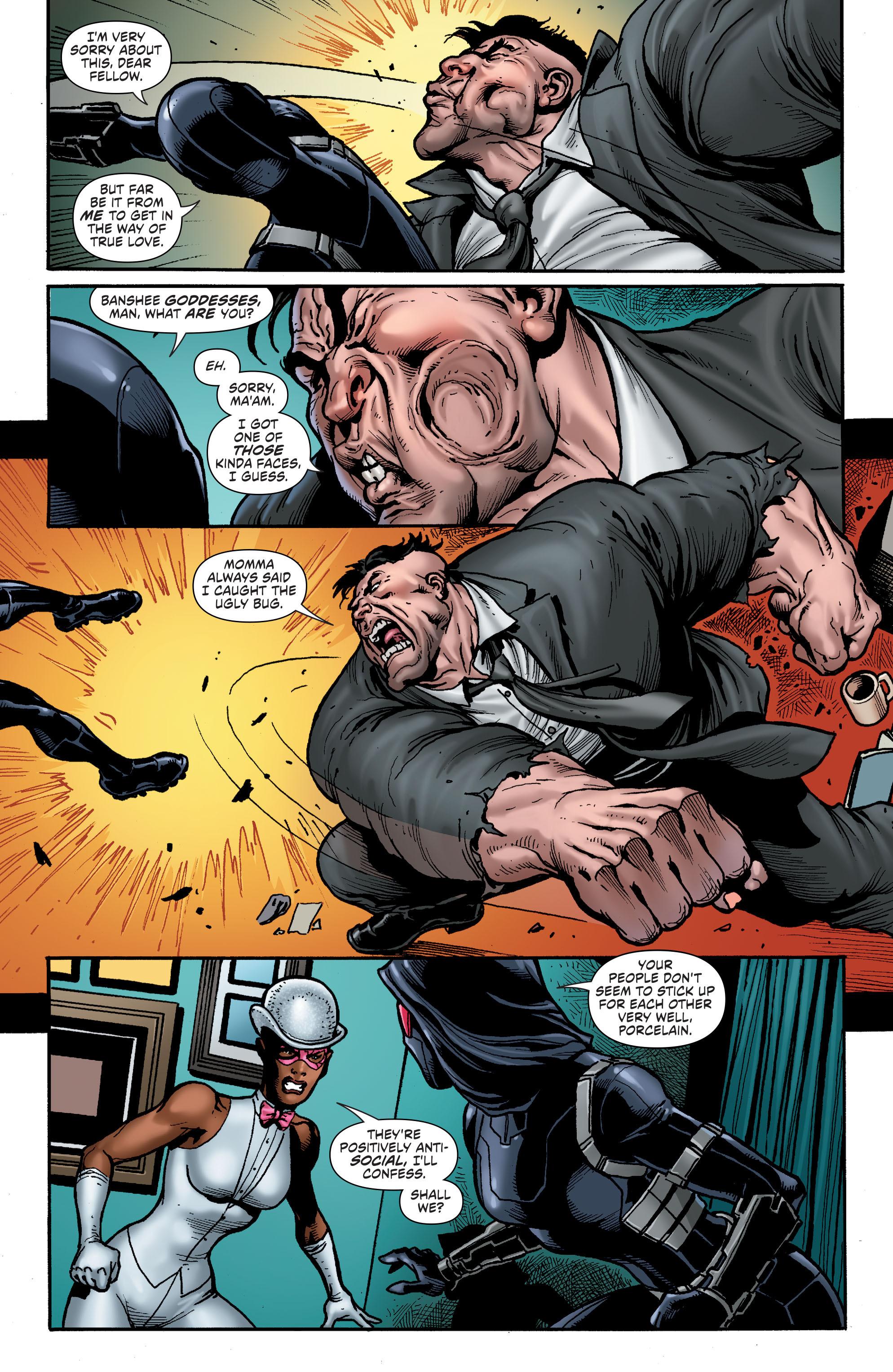 Read online Secret Six (2015) comic -  Issue #4 - 17