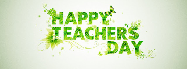 Happy Teachers day celebration